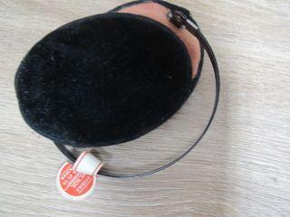 Alte Ohrenschützer Ohrwärmer Ohrenwärmer Mit Etikett Ca.  1905 - 1910 Bild