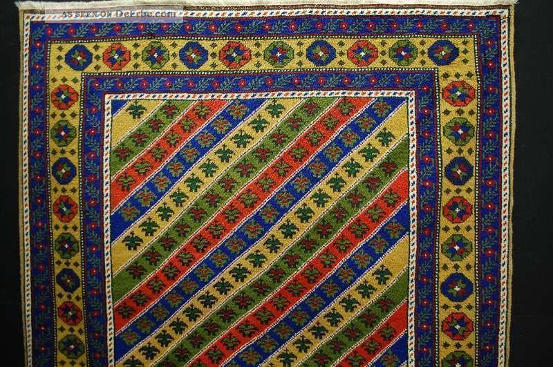 Echter Orientteppich Yahyali Handgeknüpft Ca: 190x123cm Handrug Tappeto Teppiche & Flachgewebe Bild