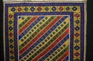 Echter Orientteppich Yahyali Handgeknüpft Ca: 190x123cm Handrug Tappeto Bild