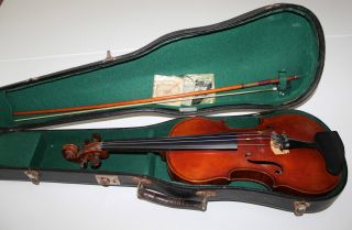 Alte Geige Violine Antique Violin Bild