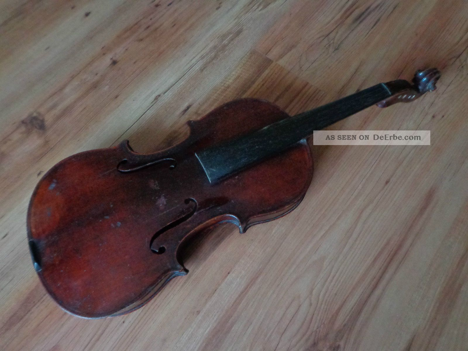 Geige 4/4 Violine Alt Musikinstrumente Bild