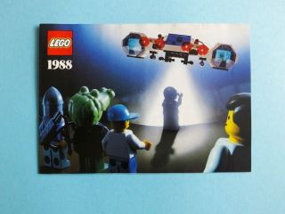 Lego Duplo Prospekt 1988 In D 16 Seiten Bild