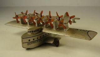 Antikes Seltenes Flugzeug Erzgebirge