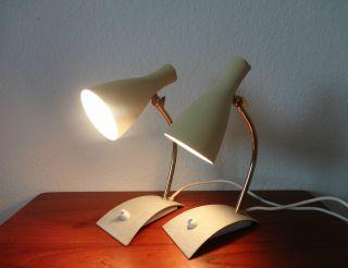 50er Mid Century Stilnovo Tischlampe Lampe / Arteluce Sarfatti Ära (2/2) Bild