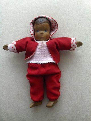 Lotte Sievers - Hahn Puppe - Etwas Ganz Seltenes - 1957/1958 Bild