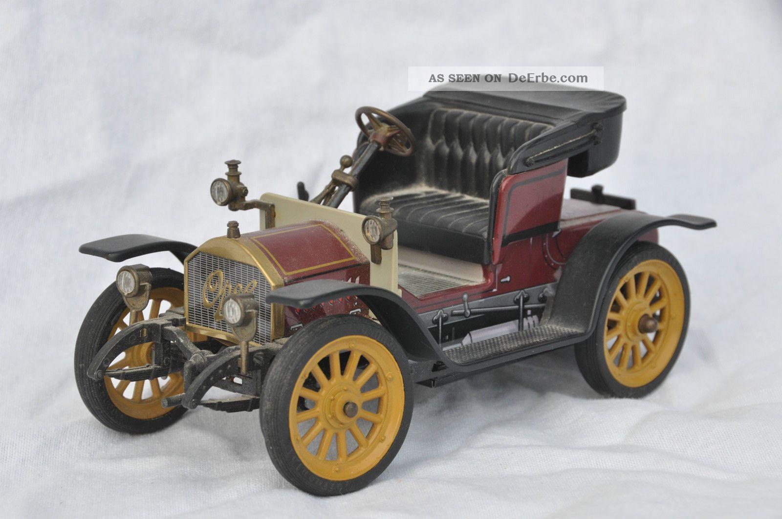 Schuco Modellauto Oldtimer Opel Doktorwagen 1909 Nr 1228 Original, gefertigt 1945-1970 Bild