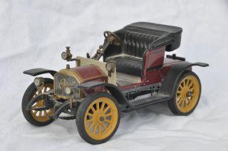 Schuco Modellauto Oldtimer Opel Doktorwagen 1909 Nr 1228 Bild