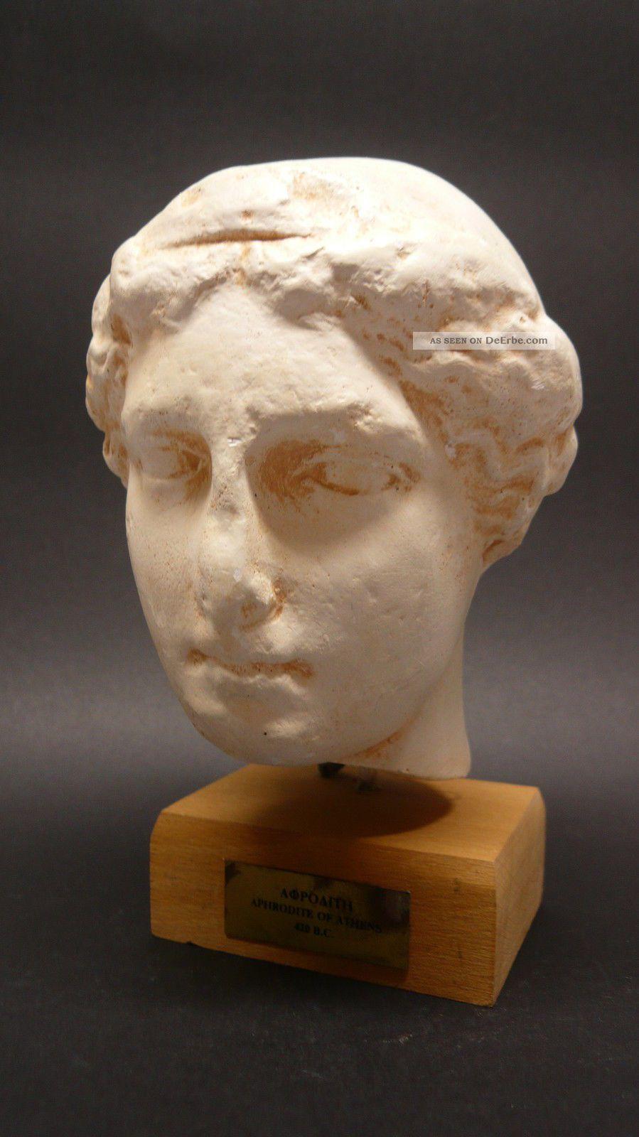 Büste Aphrodite Museumsbüste Modell 20cm Antike Bild