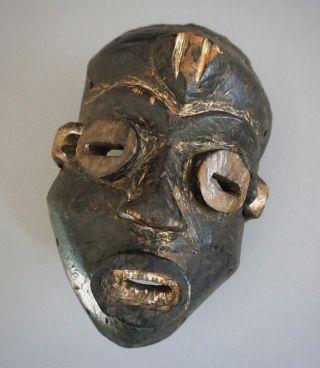 Alte Pende Maske,  D.  R.  Kongo - Pende Mask,  D.  R.  Congo Bild