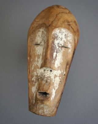 Lega Maske,  D.  R.  Kongo - Lega Mask,  D.  R.  Congo Bild
