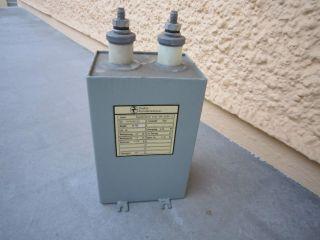 RaritÄt : Kondensator 10 µf Für Hochspannung Bild