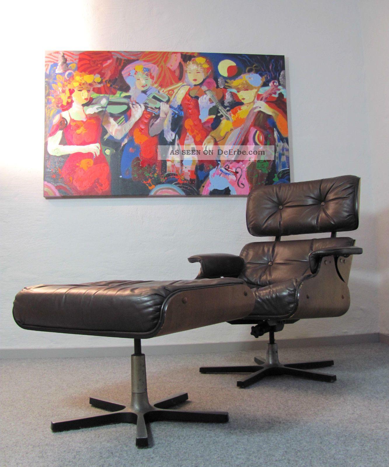 Lounge Chair Aus Den 60er Jahren Hersteller Unbekannt 1960-1969 Bild