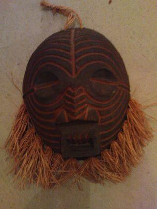 Afrikanische Maske Bild
