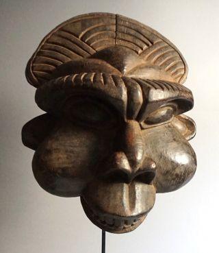 Akam Maske Bamileke,  Kamerun - Akam Mask Bamileke,  Cameroon Bild