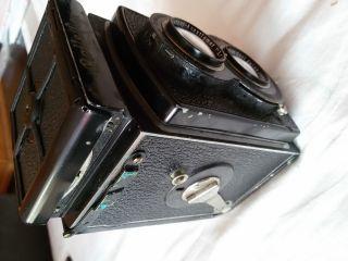 Rolleiflex Alte Kamera Compur No.  325881 Bild