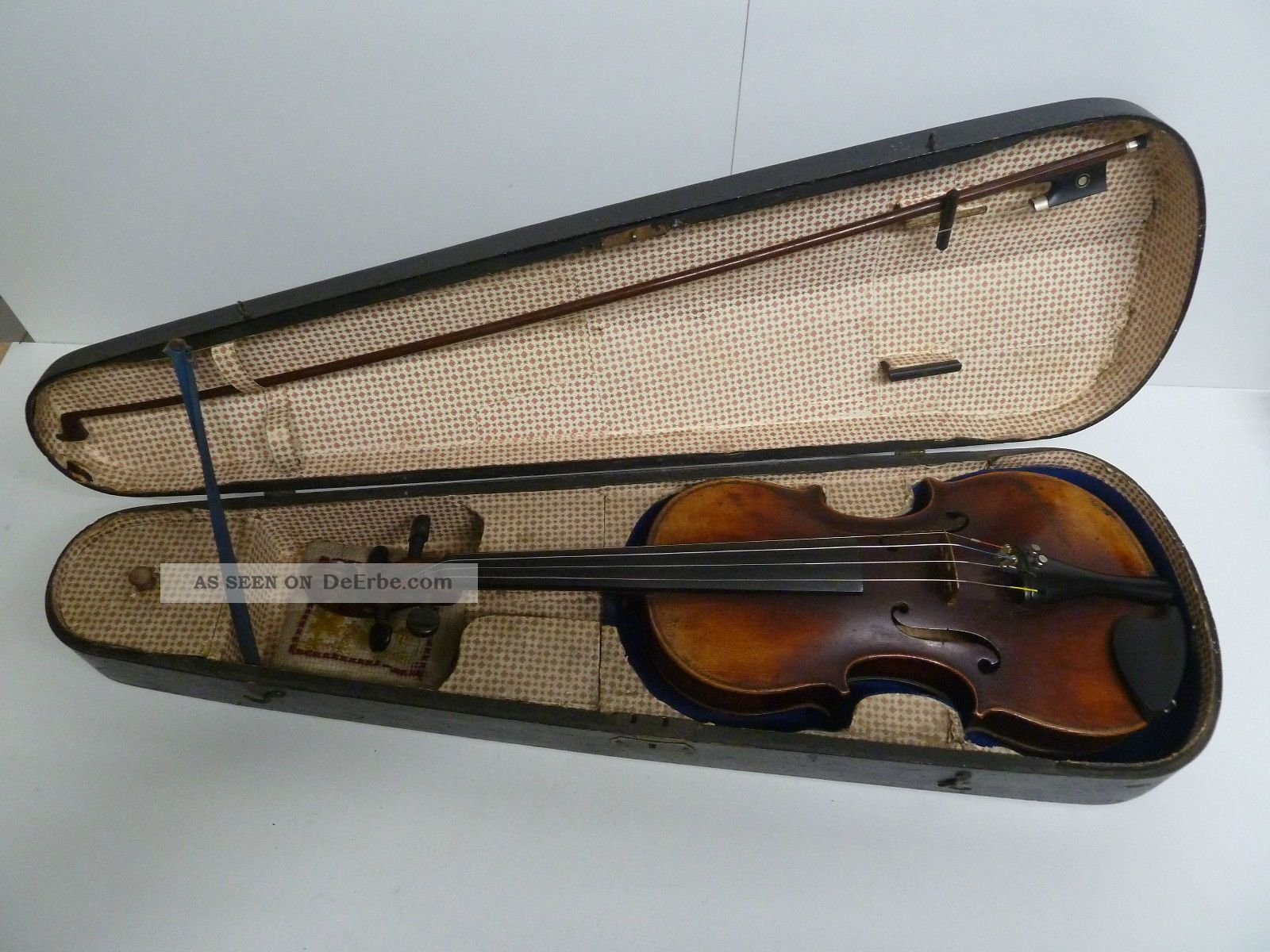 Alte Geige Musikinstrumente Bild