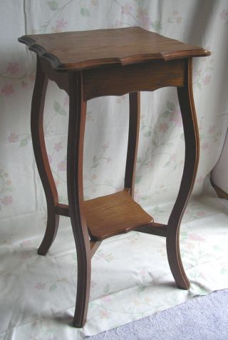 Frankreich Jugendstil Tisch Beistelltisch Edelholz Shabby Chic Bild
