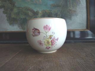 Porzellan Rosenthal Vase Motiv: Blumen Vintage Bild