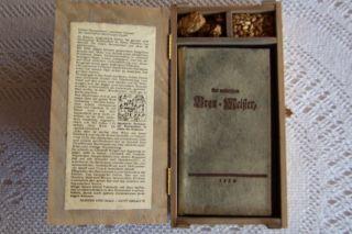 Der Wohlerfahrne Braumeister Nachdruck Eines Buches Von 1759 Im Holzkasten Bild