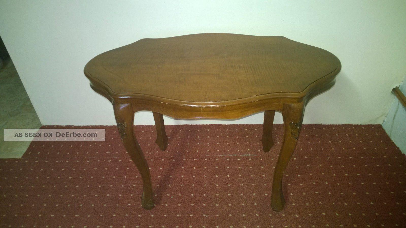 Tisch Tischchen Beistelltisch Rokoko Stil Nicht Antik Kleinmöbel