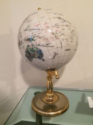 Globus - Gold,  Permutt Bild