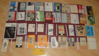 Dachbodenfund Prospekt Katalog Foto/zubehör Alt Werbung Reklame Konvolut Sammeln Bild