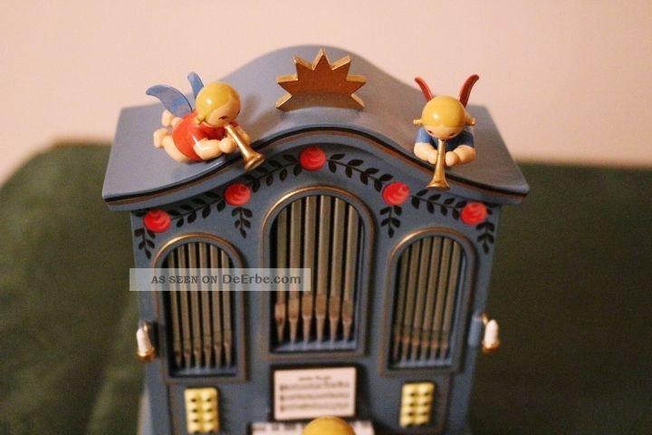 Engel Mit Orgel Ohne Musikwerk Objekte nach 1945 Bild