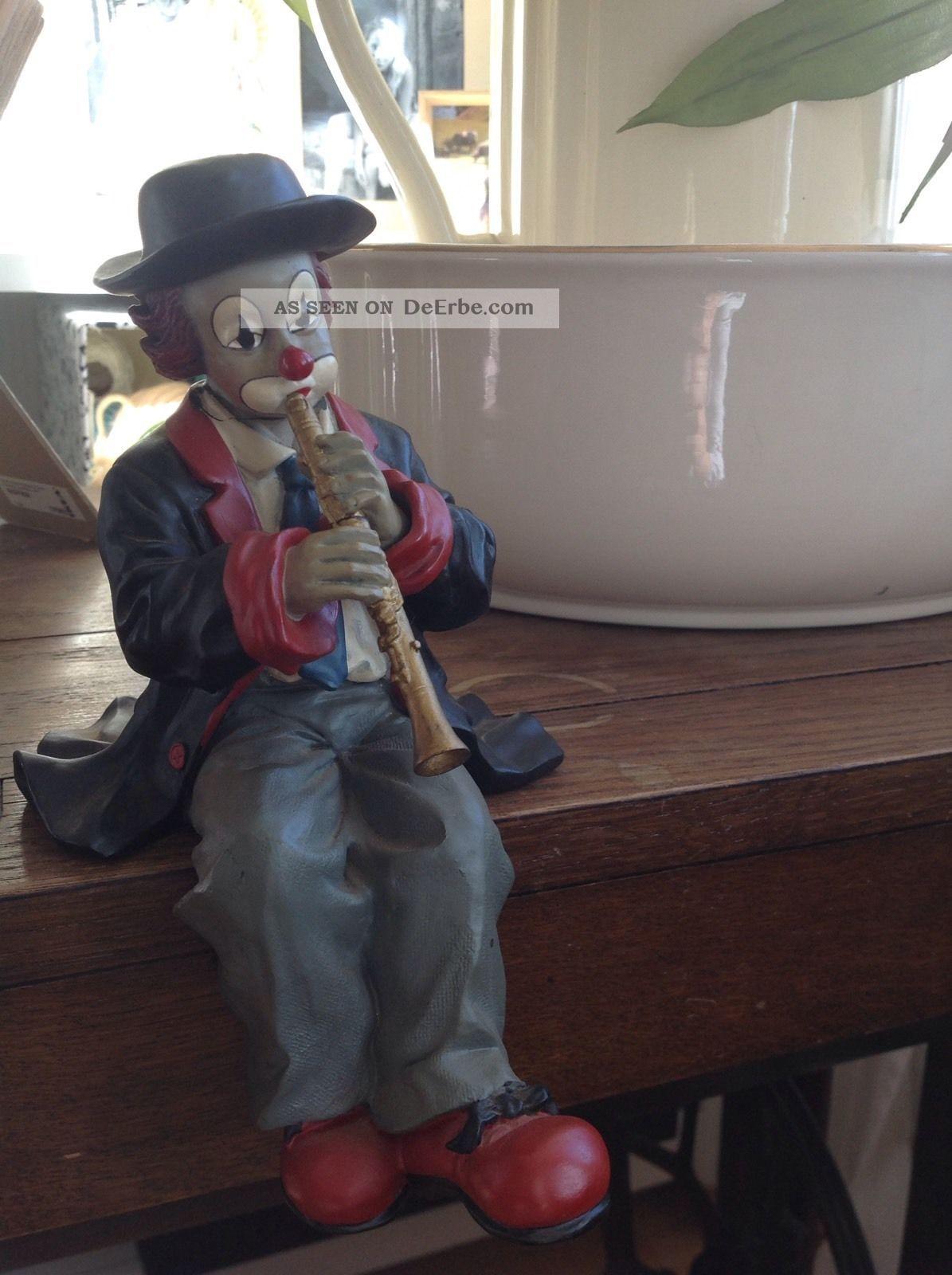 Gilde - Gildeclown Regalsitzer Klarinette/oboe Ab 2000 Bild
