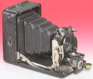 Ica Dresden Atom 4,  5x6 N°51h Mit Maximar 6,  9/90 1916 Bild