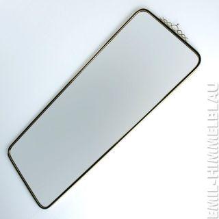 MÜnchner Zierspiegel Spiegel Messing Wandspiegel Vintage Mirror 50er 60er Bild