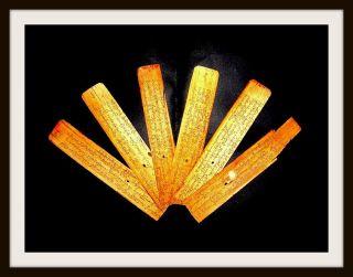 Nepalesische Palmblatt - Handschriften Des Nārada,  Heldenleben Des Gottes Krishna Bild