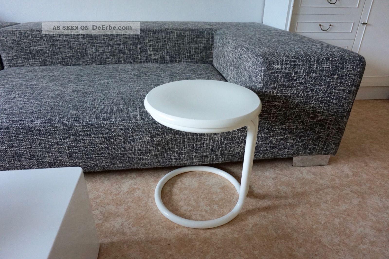 Hocker beistelltisch design stuhl tisch tulip stahlrohr for Design tisch 70er