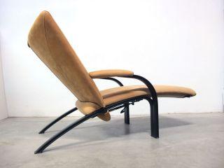 Designklassiker Wk Sessel Lounge Chair Leder Spot Ledersessel VerwandlungsmÖbel Bild