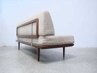 Daybed Sofa Teak Peter Hvidt O.  Molgaard Designklassiker Denmark 60s Tec Minerva Bild