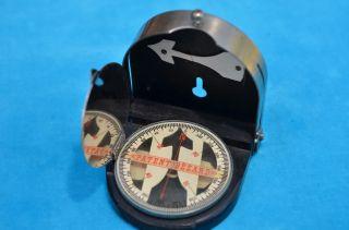 1.  Wk Alter Orig.  Patent Bézard Marschkompass Taschenkompass Armeemodell 1910 Ii Bild