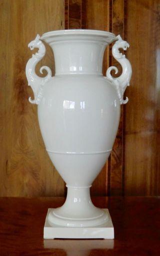 Kpm Berlin,  FranzÖsische Vase,  37 Cm Bild