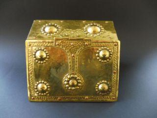 Secessionist Wien Jugendstil Kassette Box Arts Crafts Design Vienna Art Nouveau Bild