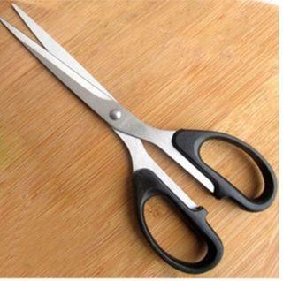 Rostfreier Stahl Scheren Stoff Schneiderschere Haushaltschere Papierschere Bild