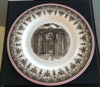 Villeroy & Boch Wandteller,  175 Jahre Faiencerei Mettlach,  Vitrinenware Bild