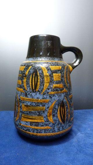 Keramik Vase Aus Den 50/60er Jahren - Keramik - Rockabillly - Vintage Bild