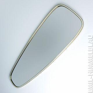 MÜnchner Zierspiegel 559 Wandspiegel Messing Spiegel Vintage Mirror 50er 60er Bild