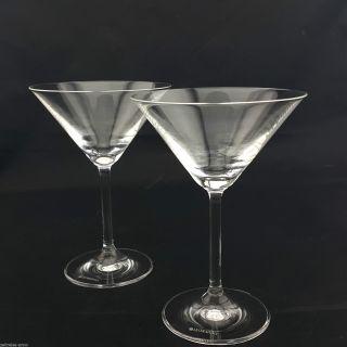 Paar Leonardo Cocktailgläser Aperitifgläser Kristall Neuwertig Bild