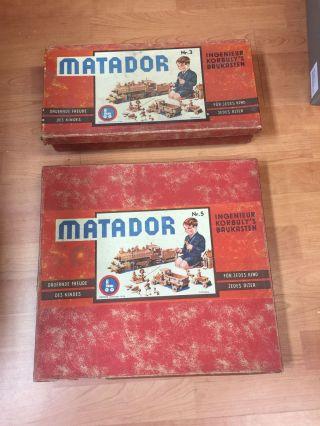 Va 33491 2 Stk Matador Baukästen Bild