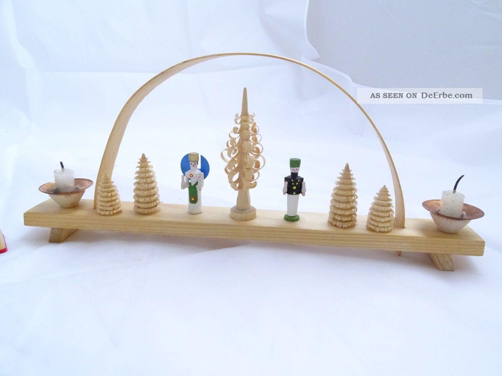 2x erzgebirge schwibbogen 1x klaus kolbe seiffen weihnachten. Black Bedroom Furniture Sets. Home Design Ideas