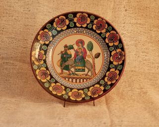 Keramik Wandteller