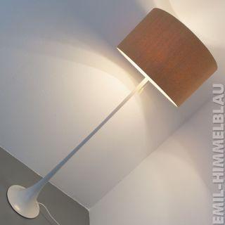 2 Stehlampe Lampe Tulpenfuss Vintage 70er 70s Floor Lamp Tulip Bild