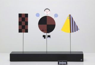Bauhaus - Steckpuppen - Margaretha Reichardt - Naef Bild