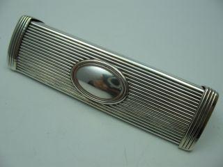 Greggio Sehr Schöner Alter Zahnstocher Behälter Aus 800 Silber Bild