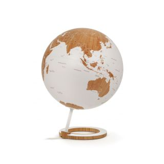Atmosphere 25cm Design - Leuchtglobus Globus Bamboo Designglobus Globe Earth Bild