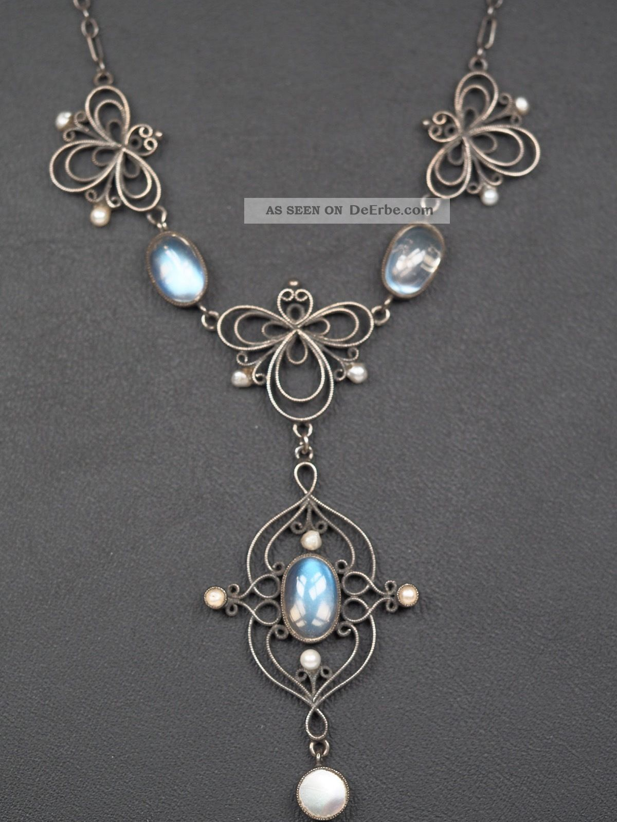 Gaskin For Liberty And Co.  Arts And Crafts Collier Schmuck nach Epochen Bild